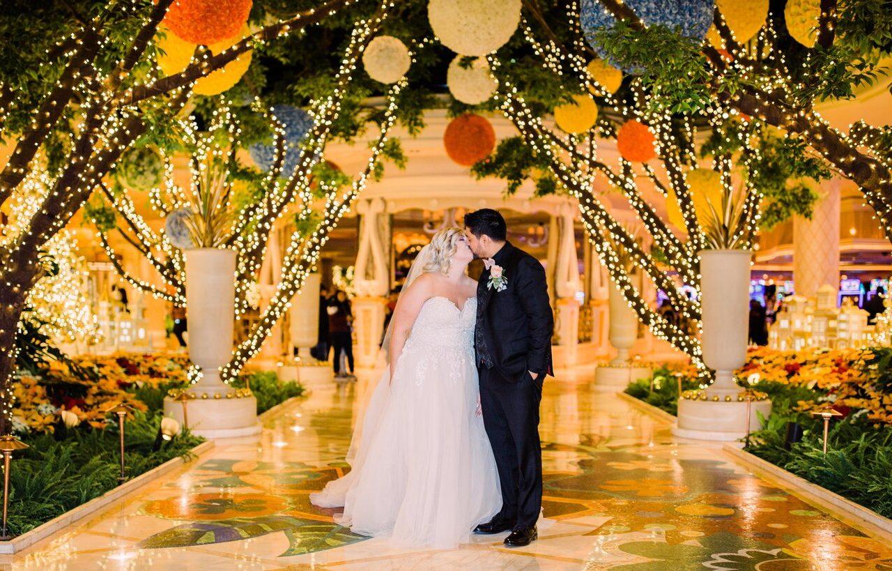 wynn+las+vegas+wedding